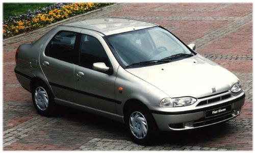 Fiat Siena I